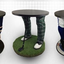 Sport Accent Tables