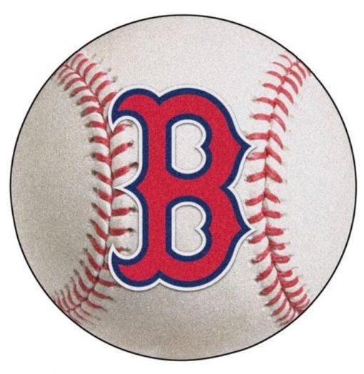 Boston Red Sox Fan Mat
