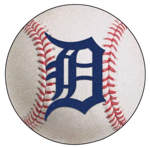 Detroit Tigers Fan Mat