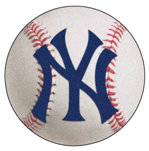 New York Yankees Fan Mat