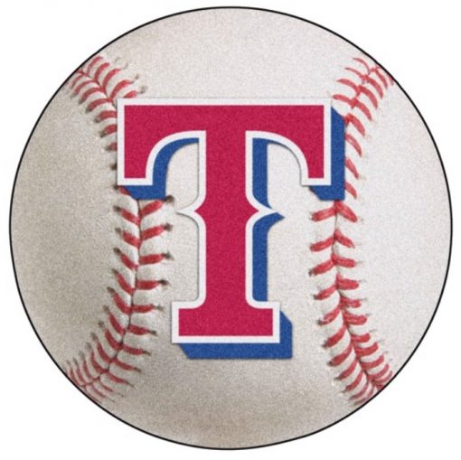 Texas Rangers Fan Mat
